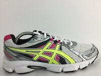 Asics Gel-Galaxy 7 Grey Textile Sports Trainers T477N Men Size UK 8 Eur 42