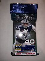 2020 Panini Playoff NFL Football Cello Fat Pack Retail Factory Sealed Brand New!