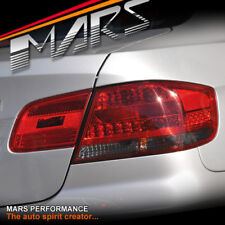 Smoked Red LED TailLight Tail Lights for BMW E92 2dr Coupe 323i 325i 335i 06-09