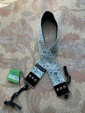 Hibiscus Ocean Capturing Couture Wristlet Premium Camera Strap