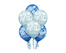 SKYLANDERS PARTY SUPPLIES LATEX BALLOONS 12 INCH PACK OF 6 HELIUM QUALITY