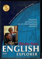 The Rosetta Stone English Explorer PC Mac New XP or Mac 9.0 & Below Only