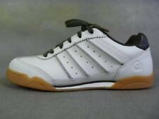 MENS GRAVIS BURTON KINGPIN WHITE CHOCOLATE LEATHER SHOES sneakers skate bowling