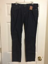 NWT, Lucky Brand, Size 14/32 Regular, Dark Wash, Charlie Skinny Jeans