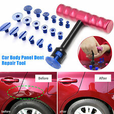 Universal Car Useful&Paintless Auto Body Dent Repair Tool Lifter Puller+18 Tabs