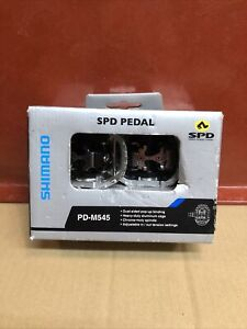 NOS Brand New In Box Shimano PD-M545 SPD Clipless Pedals Japan Immaculate