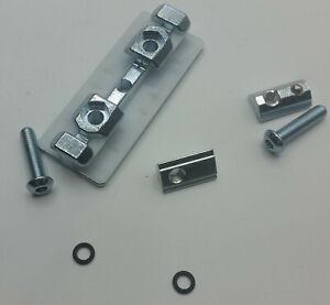 Profilgleiter, Gleiter für Aluprofil Nut 8 Typ I Item kompatibel Versand FREI