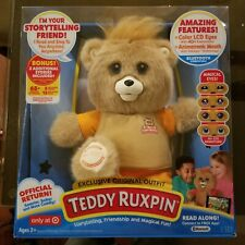 Teddy Ruxpin - The Storytelling and Magical Bear