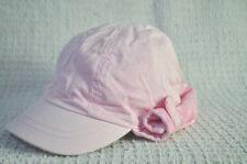 Cappelli e berretti rosa in misto cotone per bimbi