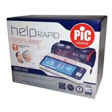Pic Help Rapid - Misuratore di Pressione da Braccio con Bracciale Professionale