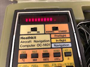 HealthKit Navigation Computer OC-1401 in box