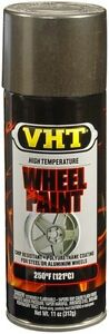 VHT Chevy Graphite Wheel Paint Spray Heat Proof sp189