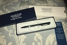 Marquis By Waterford Writing Instruments CHROME Arcadia II BP