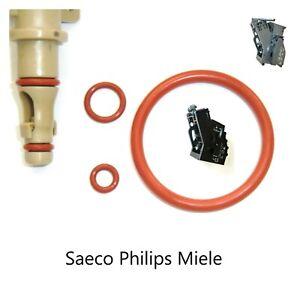 Dichtung O-Ring für Auslaufstutzen Supportventil SAECO Philips Miele Brühgruppe