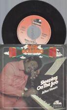 """7""""  Fats Domino – Sleeping On The Job"""