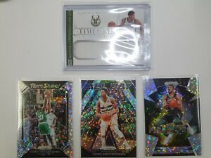 Giannis antetokounmpo lot !!!!! 4 card .. invest now 💥💥💥💥