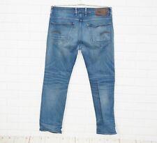 G-Star Herren Jeans Gr. W34 - L32 Revend Straight