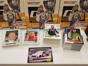 2021 Donruss Nascar Racing Cards Complete Base Set 1-200 Patrick Decker Deegan