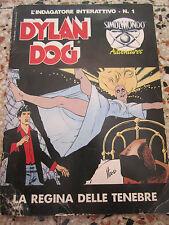 Commodore Amiga - Simulmondo L'indagatore Interattivo N1 DYLAN DOG solo fumetto