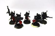 Warhammer 40k agentes adeptus mechanicus skitarii Vanguard Imperial Squad (w5066)