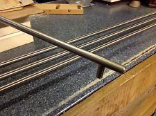 Heavy metal T bar wardrobe handles