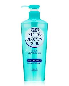 KOSE Kose Softymo Speedy Cleansing Gel 240ml made in japan