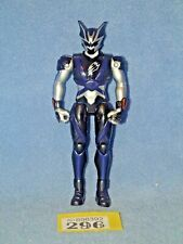 Power Rangers  Jungle Fury Black Bat Ranger (296)