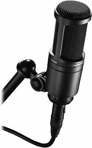 Audio-Technica AT2020 Professional Microphone