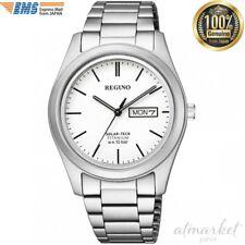 CITIZEN KM1-415-11 REGUNO Solar Tech Standard Titanium Men's watch from JAPAN