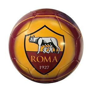 AS ROMA OFFICIALLY LICENSED SIZE 5 SOCCER BALL FREE SHIPPING USA
