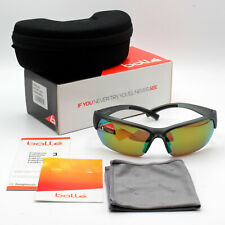 BOLLE RANSOM new sunglasses for casual cycling sport green mirror polariz lens