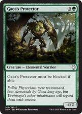 MTG x4 Gaea's Protector Dominaria Common Green NM/M Magic the Gathering