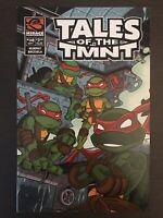 Tales of the TMNT Teenage Mutant Ninja Turtles #38 2007 1st Print Mirage Comic