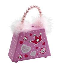 filles rose duveteux perlé Tirelire par Katz TENUE DE DANSE MB-01