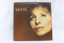 Barbra Streisand Yentl JS 39152 Vintage Vinyl Record 1983 LP