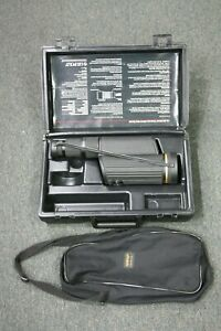Leupold Gold Ring 12x40 - 60mm Variable Spotting Scope with Case LOOK!!!