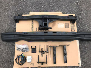 00-06 BMW E53 X5 OEM TRAILER TOW HITCH W/ WIRE HARNESS & MODULE- refurbished