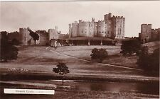 The Castle & River, ALNWICK, Northumberland RP