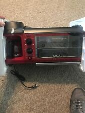 Toaster Oven NEW 50's Style Multi-function 1500 Watts Coffee Griddle Toaster