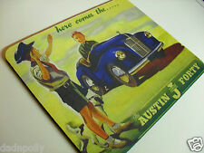 AUSTIN J40 PEDAL CAR MOUSE MAT - PERSONALISED IF REQUIRED - IDEAL GIFT