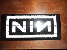 Nine Inch Nails - With Teeth - Original Promo Sticker - 2005
