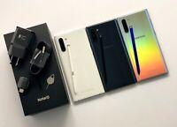 Samsung Galaxy Note 10 N970U 256GB AT&T Cricket T-Mobile Verizon GSM Unlocked
