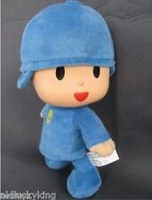 "12"" 30cm PATO Pocoyo ELLY PATO Soft Plush Stuffed Figure Kids Gift Toy Doll"