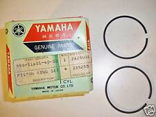 NOS 1976 YAMAHA YZ80 4TH OVER PISTON RINGS
