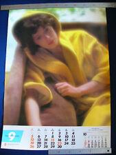 1982 Sylvia Kristel Japan VINTAGE POSTER 20x29 VERY RARE