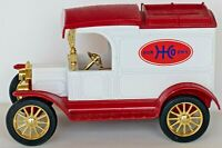 """Ertl 1913 FORD MODEL T VAN  Diecast Truck/Bank 1/25 """"OUR H-CO OWN"""" EXCELLENT"""