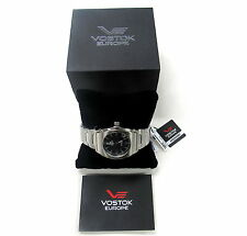 VOSTOK EUROPE GAZ-2OM POBEDA 2416/3335021 RUSSIAN AUTO 0530/3000 WATCH LNIB