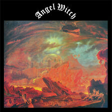 Angel Witch s/t Angel Witch LP - Limited White Vinyl - CLASSIC NWOBHM - METAL