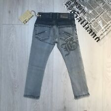 BNWT John Galliano Jeans 4y RRP 100 € & Lots de vêtements 100% Authentique
