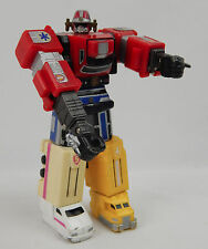 """1999 Bandai Power Rangers  Punching Action Megazord 5.5"""" Tall Works Voltron"""
